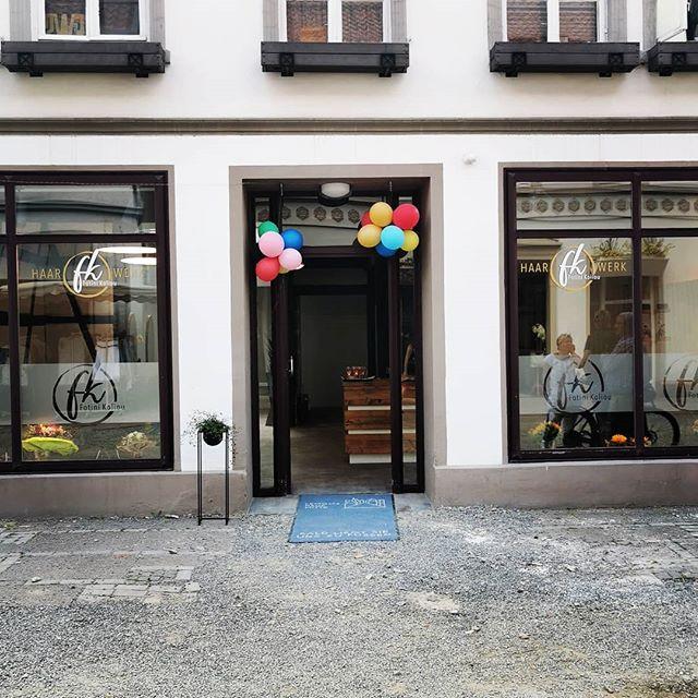 Haarwerk Neueröffnung in Lemgo